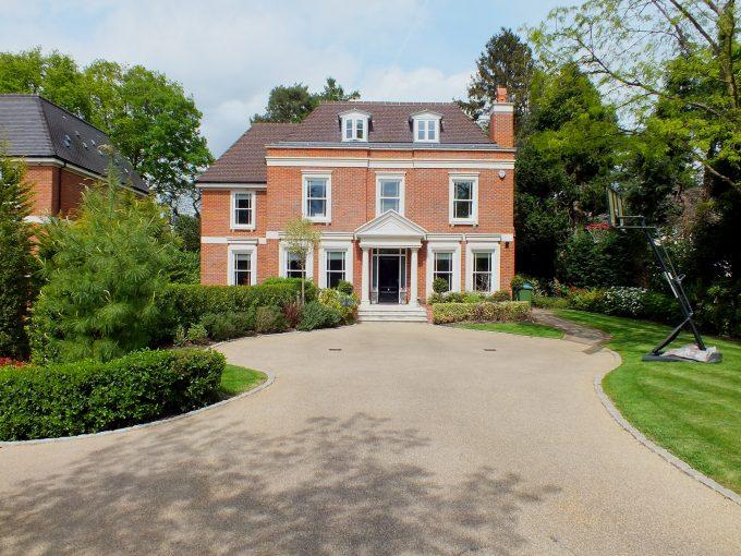 Hepburn House, 13 Eaton Park Road, Cobham, KT11 2JJ